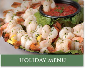 Holiday Menu link
